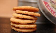 Parmesan- og timiankjeks – TRINES MATBLOGG