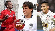 Descentralizado 2015: así se mueve el mercado de pases del fútbol peruano