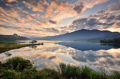 Morning Glow at Sun Moon Lake 明潭晨彩,日月潭 | Flickr - Photo Sharing!