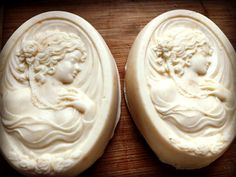 I love my new mold for my goat milk soaps!