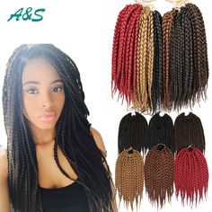 Crochet Box Braids Pinterest : ... braiding hair havana twist crochet braids box braids. AS hair store