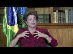 Entrevista especial com Dilma Rousseff para TV Brasil (integra) - YouTube