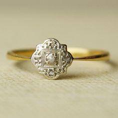 craving vintage jewelry