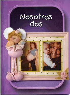 Revistas de manualidades Gratis: Revista todo para bebes Baby Shower, Felt Dolls, Softies, Toy Chest, Storage Chest, Christmas Ornaments, Holiday Decor, Frame, Crafts