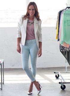 b9b357472510 A-Z Trend Guide  Icy Pastels. Looks PrimaveraEveryday FashionRunway FashionFashion  2014Fashion BeautySpring Summer ...