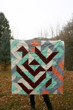 "Handmade quilt ~ beautiful! Take that Quilt to a special ""spot"" with a basket of goodies....simply perfect ;)"