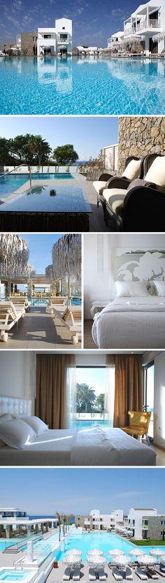 Op zoek naar een luxe adults only vakantie op het Griekse eiland Kos? Haar ligging, luxe (wellness)faciliteiten en groot zwembad maken Diamond Deluxe Hotel tot een ideale vakantiebestemming voor een zorgeloze vakantie.