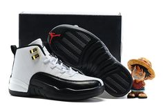 d6b8e085af9ddc Youth Basketball Shoes 2018 Buy Kids Boys Air Jordan XII Taxi White Black  Taxi Cheap Sneakers