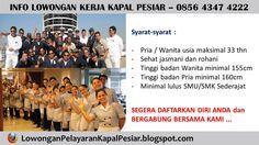 Lowongan Kerja Terbaru, Lowongan Kerja Kapal Pesiar 2015, Lowongan Kerja Kapal Pesiar Terbaru | HP 0856-4347-4222