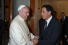 El presidente de la comunidad judía de Venezuela se reunió con el Papa Francisco   Internacionales   Diario Judío México