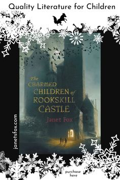 THE CHARMED CHILDREN OF ROOKSKILL CASTLE is a middle grade historical fantasy. BOOKLIST describes it as being a wonderfully written gothic fairy tale pairs the horror elements with a steampunk witch and mysterious staff, all while telling a war espionage tale. Learn more about THE CHARMED CHILDREN OF ROOKSKILL CASTLE and other titles written by Janet here. #vcfa #ya #middlegrade #picturebook #nonfiction #historicalfiction Enigma Machine, Steampunk Witch, Gothic Fairy, Historical Fiction, Book Lists, Mysterious, Nonfiction, Fairy Tales, Literature