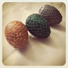 Dragon Eggs - Game of Thrones. $150.00, via Etsy.