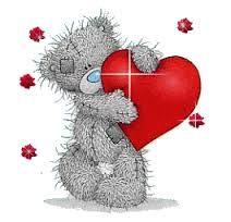 Risultati immagini per tatty teddy pictures cute glitter Tatty Teddy, Teddy Bear Pictures, Blue Nose Friends, Love Bear, Cute Teddy Bears, Bear Art, Be My Valentine, Illustration, Cute Pictures