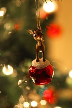 Rudolph, my favorite!