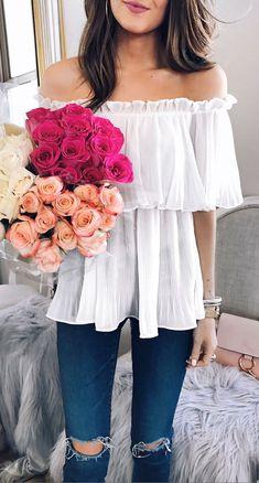 #womenswear #springoutfit #trendyclothes