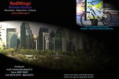 La #Ciudad es tuya con las #bicicletas #eléctricas #Redwings