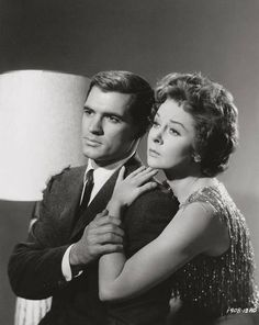 John Gavin and Susan Hayward in Backstreet