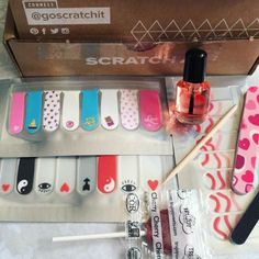 Scratch Manicure Box, $30 | 21 Of The Best Subscription Boxes For Beauty And…