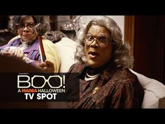 BOO! A Madea Halloween (2016 Movie - Tyler Perry) Official TV Spot 'Terrifying' | Lionsgate Movies