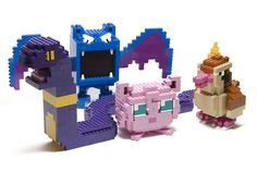 More lego pokemon