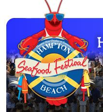 24th Annual Hampton Beach [New Hampshire] Seafood Festival, September 6-8. Voted one of the Top 100 Events in North America!