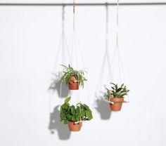 O Plant Hangers by Ladies & Gentlemen Studio | Yellowtrace.