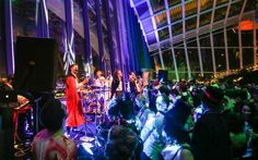 SUMMER SOUNDS AT SKY GARDEN - London On The Inside