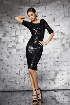 617bb16734958 48 Best Little Black Dress images in 2017 | Look casual chic, Body ...