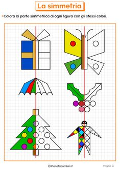 Math Fractions Worksheets, Worksheets For Kids, Activities For Kids, Maths Working Wall, Tangram, Pattern Art, Kids Learning, Pixel Art, Coloring Pages