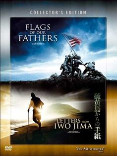 """"""" Flags of our Fathers - Letters from Iwo Jima """" ~ Battle of Iwo Jima. ~ Collector's Edition 3 DVDs : Amazon.de : Clint Eastwood : DVD & Blu-ray"""