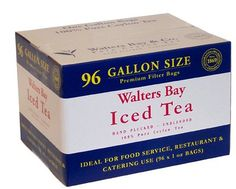 100 Pure Ceylon Gallonsized Iced Tea Filter Packs  96 Count Case ** Want to know more, click on the image.