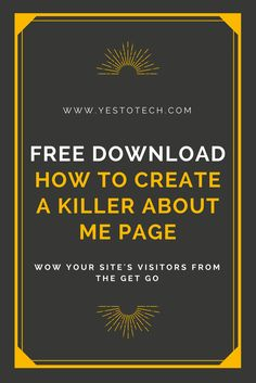 Want to discover how to create the PERFECT #about #me #page that STANDS OUT from the competition and captures tons of leads? Click here to download the FREE Perfect About Me Page worksheet >>