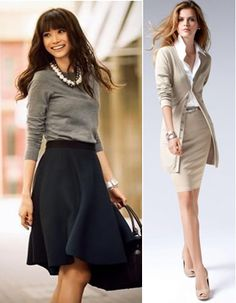Professional Dress Attire for the Office (Updating Your Fall Wardrobe)