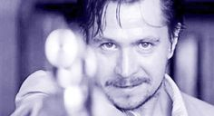 "Gary ""I said EVERYONE"" Oldman as Stansfield in The Professional"