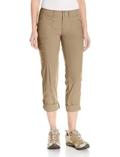 Buy Women's Explorista Pant - Walnut - and Others Best Selling Women's Activewear with Affordable Prices Black Pants, Khaki Pants, Pants For Women, Clothes For Women, Leggings, Outdoor Woman, Outdoor Outfit, Active Wear For Women, Wearing Black