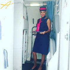 【ギリシャ】スカイ・エクスプレス 客室乗務員 / Sky Express cabin crew【Greece】 Dresses For Work, Fashion, Moda, La Mode, Fasion, Fashion Models, Trendy Fashion