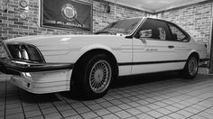 1985 ALPINA B7 TurboCoupe