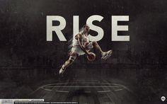 Derrick Rose Rises by Angelmaker666 on deviantART