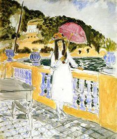 Henri Matisse 1919