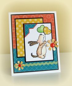 Have a Doggone Wonderful Birthday by swldebbie - Cards and Paper Crafts at Splitcoaststampers