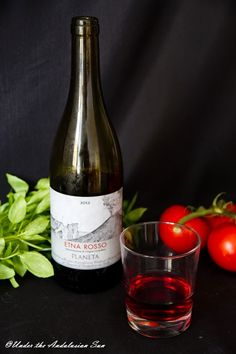 Made of native Sicilian grape Nerello Mascalese with wonderful crisp lightness and mineral acidity (courtesy if the volcanic terroir) this is a perfect wine for tomato-based pastas and pizzas, too! A recipe for it on the blog!