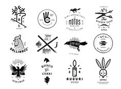 Logo Collection I on Behance