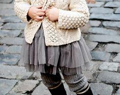 tutu and knits