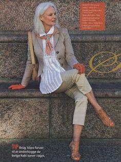 Grethe Kaspersen | Model Team Hamburg