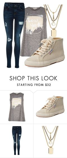 """""""Cue The Alicia Keys Songs"""" by i-am-a-lost-boy ❤ liked on Polyvore featuring River Island, Superga and Banana Republic"""