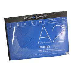 Daler Rowney Tracing Paper Pad or X 23, Paper Manufacturers, Graphic, A4, Artsy, Things To Come, Crafty, Canvas, Tela