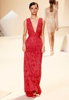 ELIE SAAB Ready-to-Wear Spring-Summer 2013