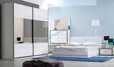 Eylül Modern Yatak Odası #yatak #yatakodasi #modern #mobilya #modoko #mobilyamgelsin