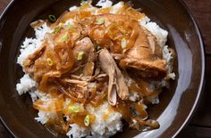 Slow Cooker Chicken Adobo Recipes. #Recipes