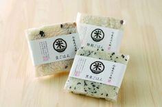 Beautiful rice packaging PD